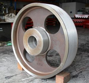 Impact Crusher Flywheel