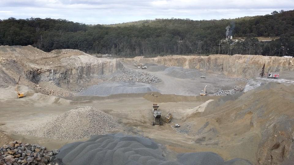 Hy-Tec Yarrabee Rd Quarry